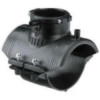 Седелочный отвод с ответной частью электросварной ПЭ100 SDR11 280x63 мм